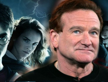 Robin Williams was turned down for a role in Harry Potter because he wasn't British