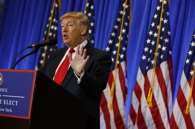 Trump turned down Dh7.3bn Damac deal 'to avoid conflict of interest'