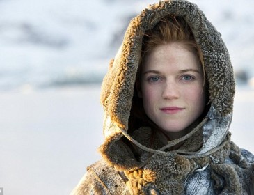 Rose Leslie Goes Topless In Steamy Film Scenes