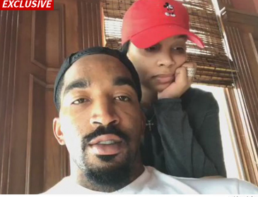 #PrayersUp:  J.R. Smith revealed heartbreaking news about newborn daughter