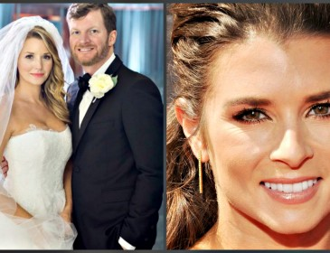 """""""She need our support"""": Officially NASCAR STAR Danica Patrick next for the aisle"""