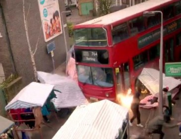 Shocked EastEnders fans slam 'insensitive' bus crash plot in light of Berlin terror attack