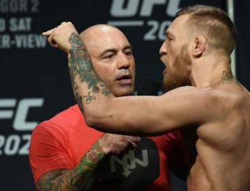 UFC commentator Joe Rogan has some interesting thoughts on Conor McGregor's next fight