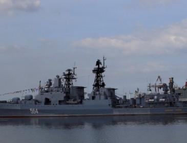Russia seeks maritime drills with Philippines, sends two warships to Manila