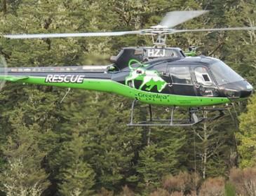 Injured tramper flown out of Te Urewera National Park