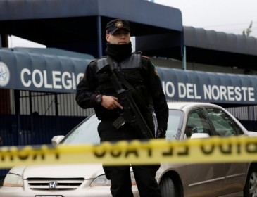 15-year-old boy guns down classmates and teacher in Mexican school
