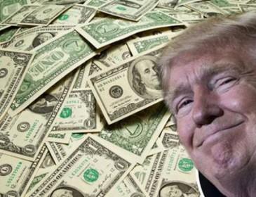 Трамп анонсировал революцию в налогах: Уолл-стрит «взорвалась»