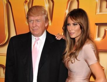 Их что не пригласили? Стало известно почему Дональд и Мелания Трамп не пойдут на церемонию «Оскар-2017»