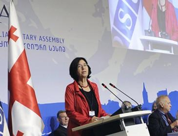 Глава ПА ОБСЕ поддержала кандидатуру Ковалева на пост представителя России