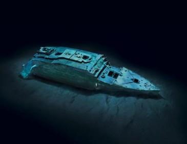 Неожиданная версия гибели «Титаника»: виноват не только айсберг