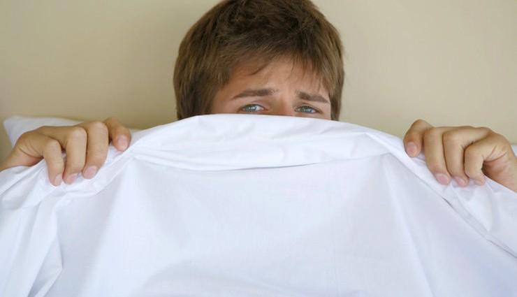 Страшилка на ночь: чего боятся мужчины в сексе