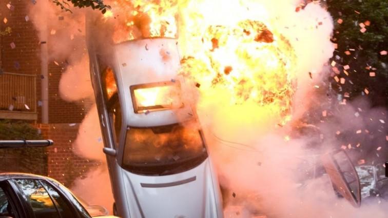 У здания МИД прогремел мощный взрыв: есть пострадавшие