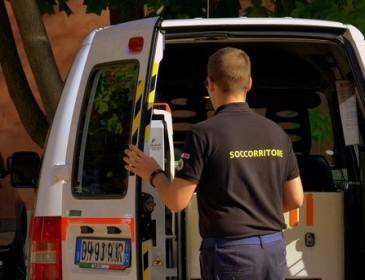 В Канаде автомобиль сбил пешехода с огнестрельным ранением