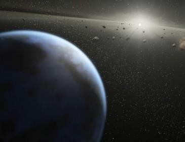 NASA обнаружило обломки «близнеца» Земли