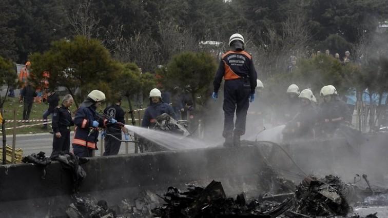 Падение вертолета в Турции: в Сети нашли шокирующую причину