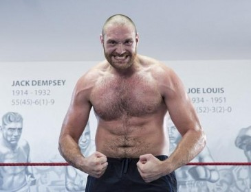 Британский боксерский совет не позволит Тайсону Фьюри вернуться на ринг