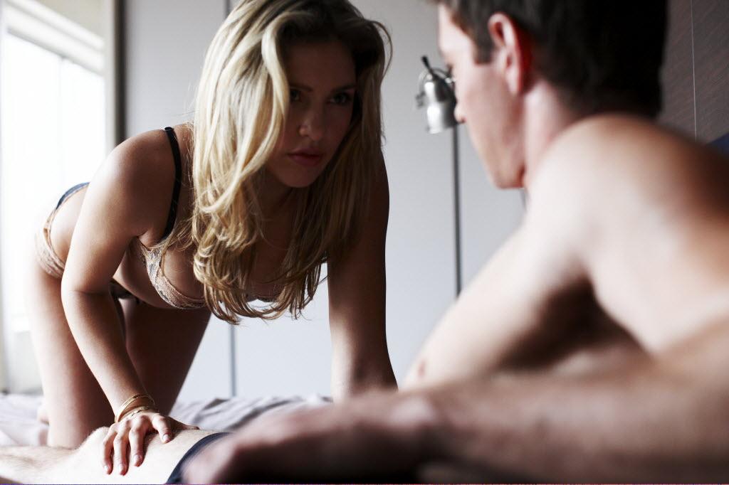 Девушка согласится сделать минет партнеру до порева  123146
