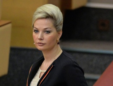 Максакова сделала объявление после смерти Вороненкова
