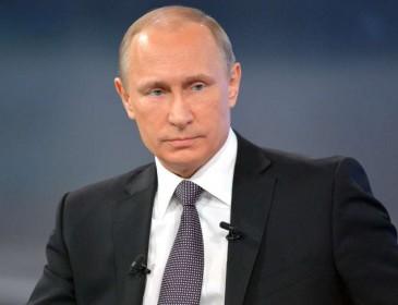 Стало известно, сколько заработал Путин в прошлом году