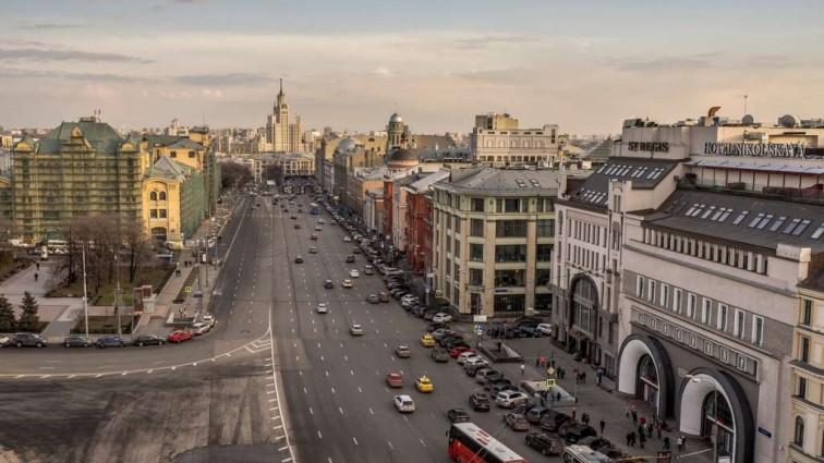В Москве взорвался автобус: Море Дыма и Огня, Информации о пострадавших пока нет