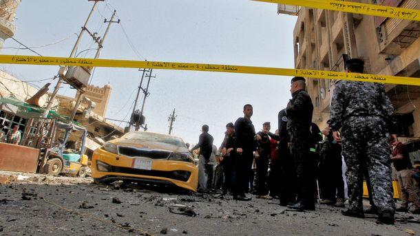 Второй за сутки теракт в Багдаде: много погибших