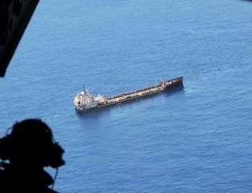 В Рижском заливе горит танкер – СМИ