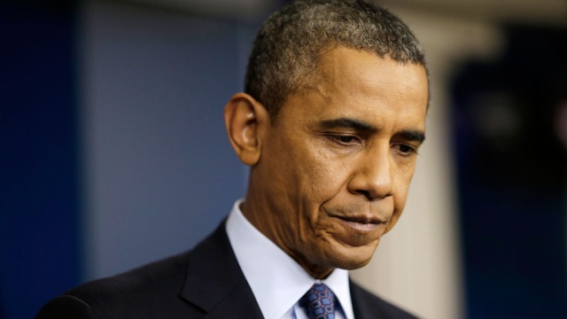 Злой Обама грязно высказался против Трампа