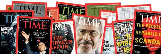 Time шокировал новой обложкой (фото)