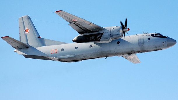 В России при жесткой посадке Ан-26 погиб военный