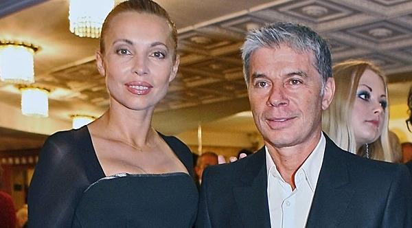 Женщина Газманова променяла мужа на другого: Страстные танцы и стихи. Угадайте кто он!