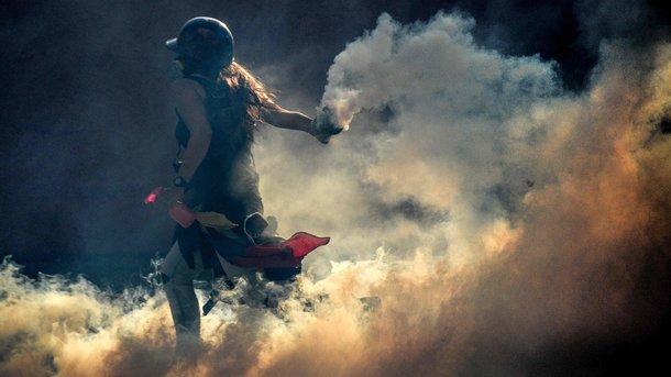 В Каракасе в ходе столкновений свыше 50 человек получили ранения