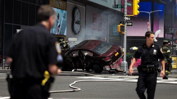 Совершивший наезд на пешеходов в Нью-Йорке заявил, что нуждался в помощи
