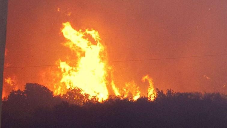 Россию охватил масштабный пожар: «Горят дома, леса , здесь как в аду!» (ФОТО)