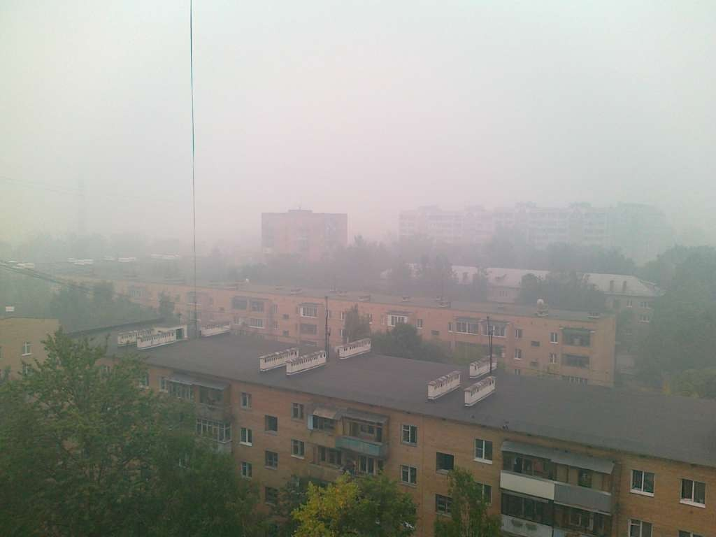 Moskva-tuman