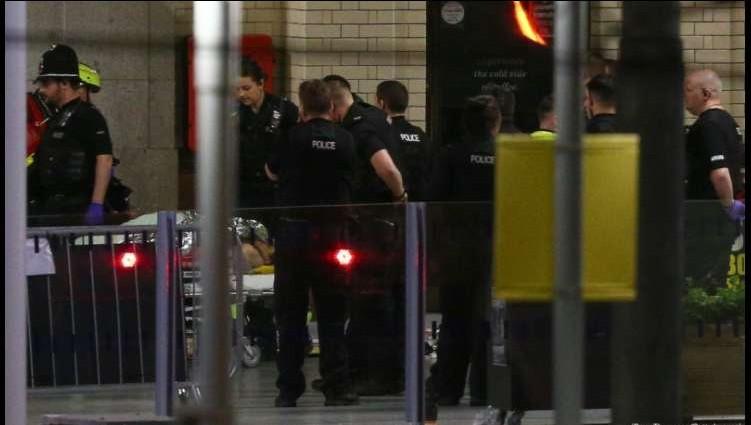 Теракт в Манчестере унес жизнь восьмилетнего ребенка (фото)