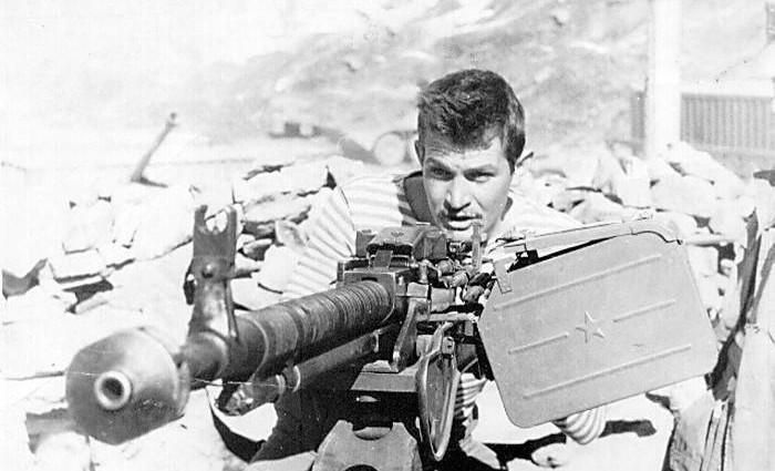 Как афганский военнослужащий победил четырех американских солдат