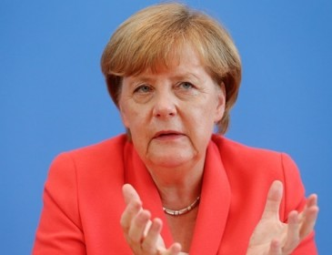 Меркель раскритиковала «стену Трампа»