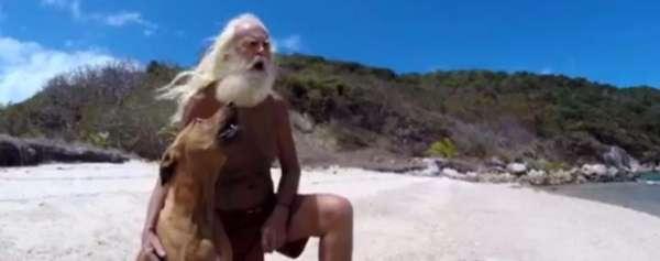 Миллионер Крузо  20 лет живет на необытаемом острове!  Вернется ли он к нормальной жизны?