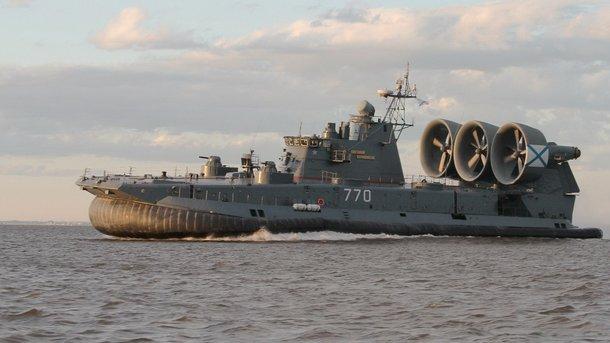 Российским морякам построят «невидимые» летающие корабли
