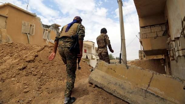 США одобрили временное перемирие на юге Сирии