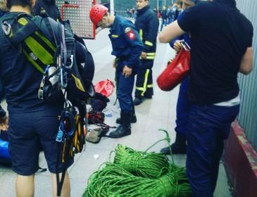 В центре Москвы задержали «русского спайдермена» (ВИДЕО)
