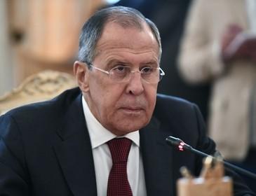 Лавров пообещал помощь Катару