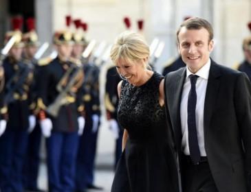 Какая она, первая леди Франции? Жена Макрона посоревновалась с Рианной