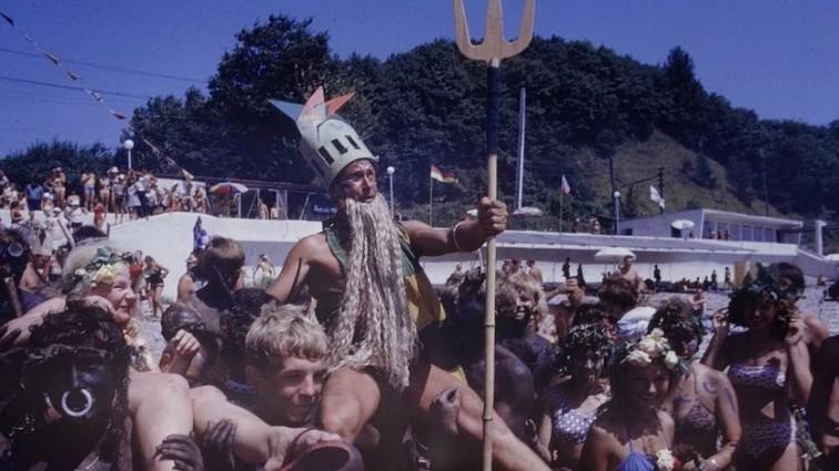 Праздник детства: каким был День Нептуна (фото)