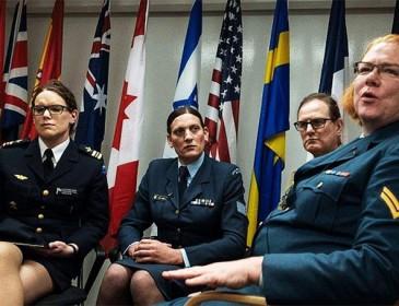 Полковника штаба НАТО подозревают в педофилии