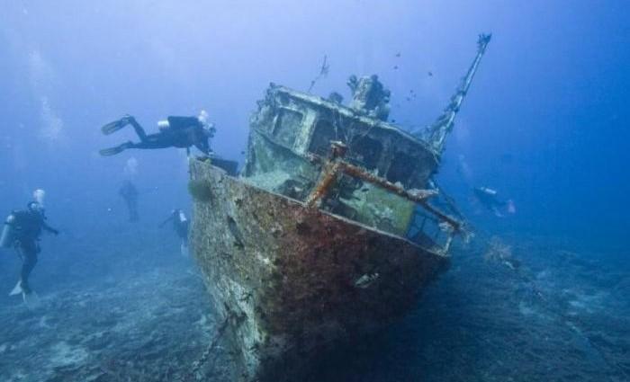 В Атлантическом океане найдено судно с сокровищами Третьего рейха