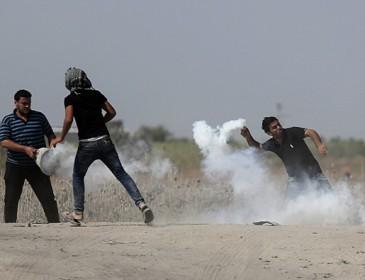 Протесты в Израиле: убиты шесть человек (видео)