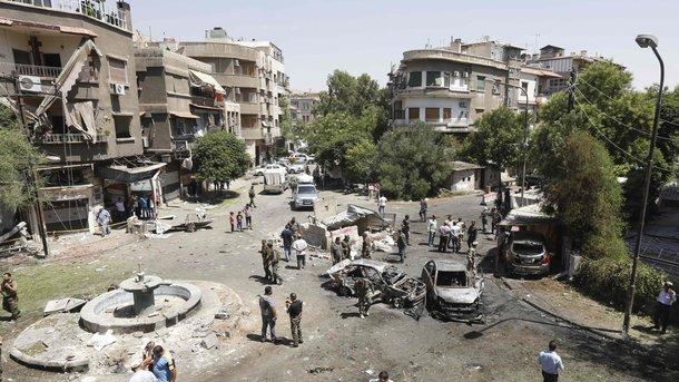 Срочно! Ужасный теракт в столице Сирии! Есть жертвы…