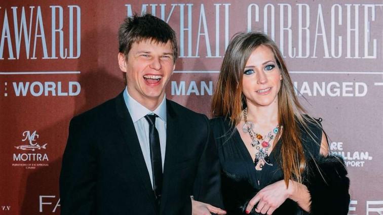 Жена Аршавина не выдержала и психанула из-за Барановской!