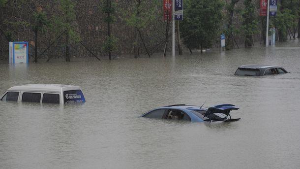Ужасное наводнение в Японии! Есть жертвы…